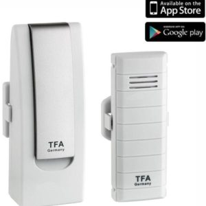 TFA 31.4001.02 Weatherhub