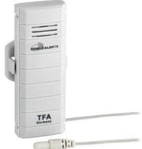TFA Bezdrátové čidlo s kabelovým senzorem 30.3301.02 pro Weatherhub - rozbaleno