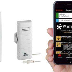 TFA 31.4002.02 Weatherhub - použité