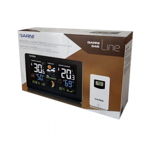 Garni 545 Line - použité