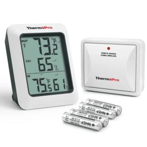ThermoPro Digitální teploměr s měřením vlhkosti TP - 60S