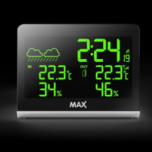 MAX meteorologická stanice - zánovní