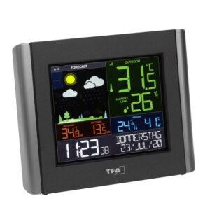 TFA 35.8000.01 - Bezdrátová WiFi meteostanice VIEW METEO
