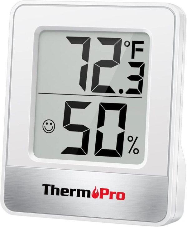 ThermoPro Digitální teploměr TP49-W